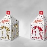 Packaging for a major Russian confectionary company