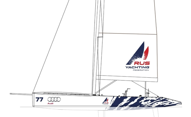 Rebranding of the Russian Yachting Federation